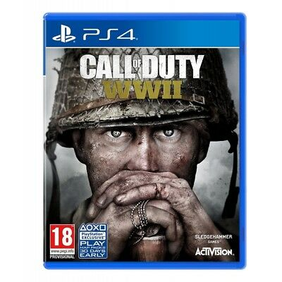 Call of Duty WWII (PS4) BRAND NEW *free delivery* CHEAPEST