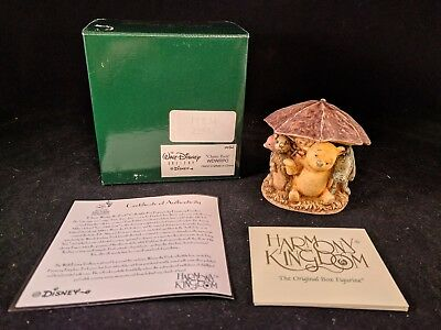 "Disney Harmony Kingdom ""classic Pooh"" Figurine Limited Edition 62/1926"