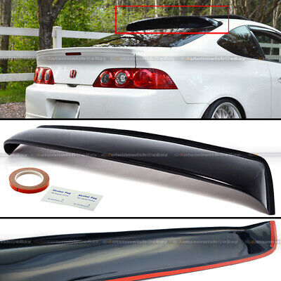 For 02-06 Acura RSX DC5 Type-S JDM Rear Window Roof Visor Sun Guard Spoiler Wing