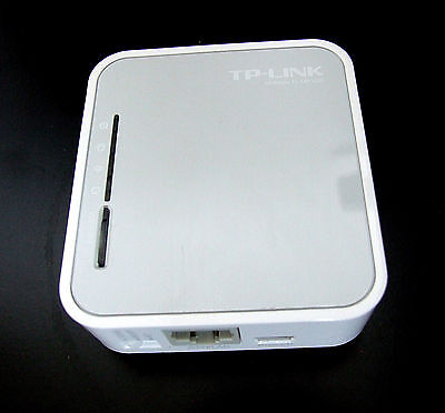 TP-LINK TL-MR3020 Portable WLAN Router 150Mbps 3G/4G WLAN-Router
