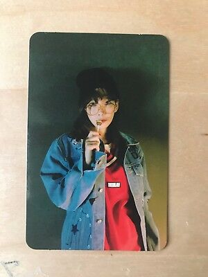 TAEYEON - My Voice photocard kpop