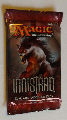 Magic: The Gathering MtG - Innistrad Booster englisch OVP