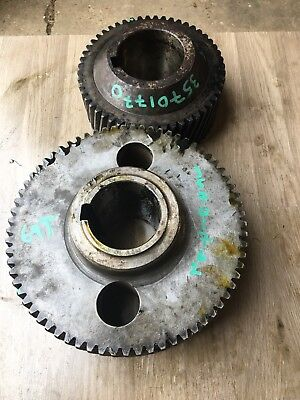 Ingersoll Rand Dxl1100H  Air Compressor Gear Set 35104538 Spare Parts Inc Vat