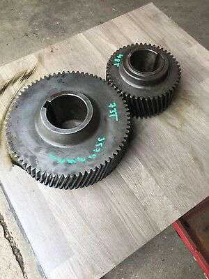 Ingersoll Rand Xl2 850 Gear Set For Air End 35252295  Air Compressor Inc Vat