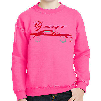 Street and Racing Car Kid/'s T-shirt Dodge STR Silhouette Tee for Youth 1873C