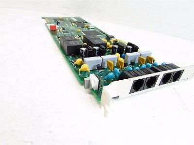 Dialogic D/41JCT PCIe 4 Port PCI Combined Media Fax Board Card