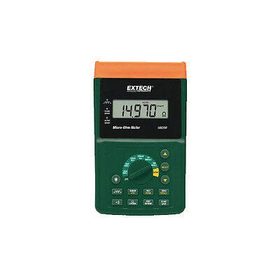 Extech UM200 High Resolution Micro-Ohm Meter w/ 6 ranges