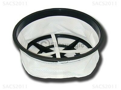 """12"""" Round Cloth Filter To Fit Numatic Henry Hetty James Vacuum Cleaner Hoover"""