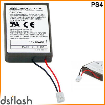 Bateria Mando PS4 DualShock 4 v1 2000mAh 3.7V PlayStation 4 Interna Repuesto