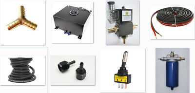 Straight/Waste Vegetable Oil (SVO & WVO) Conversion Kit for any diesel engine!!!