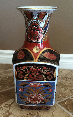 "Large Antique Chinese Vase Incredibly Beautiful Rare Motif MAGNIFICENT 14"" tall"