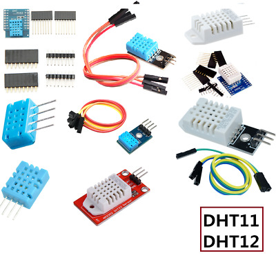 1Stks DHT11/12/22 AM2302 Temperature&Humidity Sensor Module Replace SHT11/15