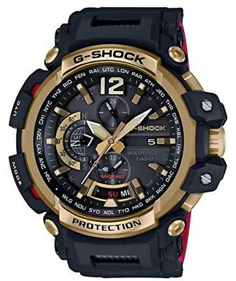 CASIO GPW-2000TFB-1AJR Watch G-SHOCK Gravity Master Gold Tornado made in Japan