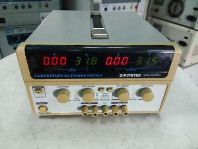 1PCS   Used Gwinstek GPS-3303C DC Stabilized Voltage Source In Good Condition