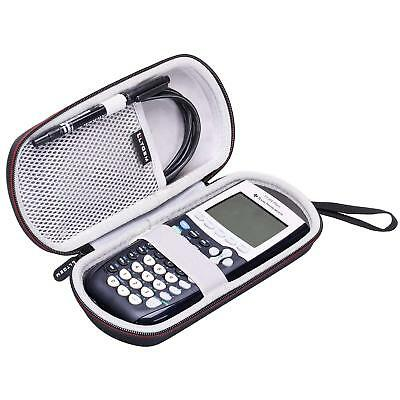 TI-84/89/83/Plus/CE Graphing Calculator Texas Instruments- Travel Carrying Case
