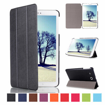 For Samsung Galaxy Tab A 7.0 /8.0 /9.7 /10.1 Slim Leather Rugged Hard Case Cover