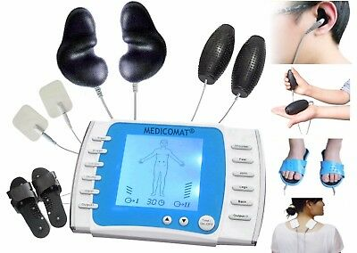 Auricular Acupuncture Therapy Medicomat-21 The World'S Best Healthcare Machine