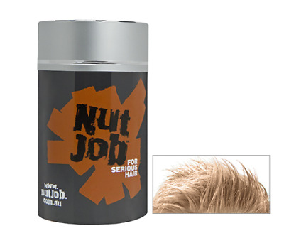 Nut Job Blond Hair Thickening Fibres 22g. Buy Two - FREE Shipping