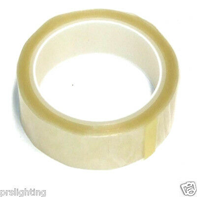 Heat Resistant Scroller Tape / Colour Scrollers / Lighting Gel Filter 25mm x 66m