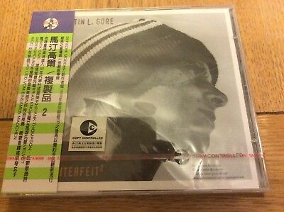 Martin L Gore Depeche Mode Counterfeit 2 Taiwan CD sealed mega rare