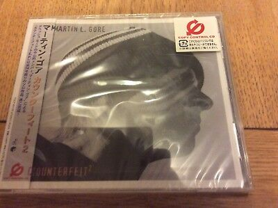 Martin L Gore Depeche Mode Counterfeit 2 Japan CD sealed mega rare