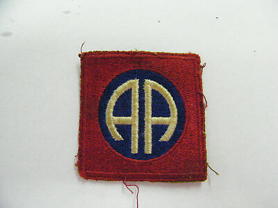 Vintage WWII 82nd Airborne Patch US Army