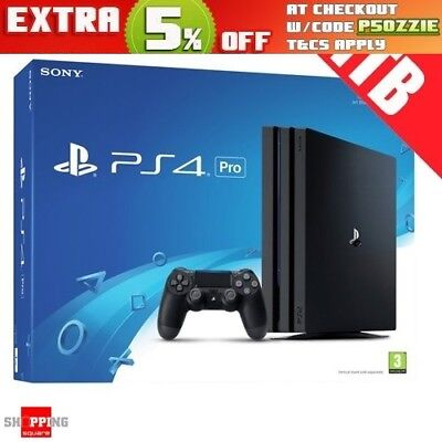 Sony PlayStation 4 Pro PS4 Pro 1TB Console