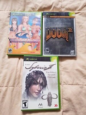 Dead or Alive: Xtreme Beach Volleyball Plus 2 Extras Excellent Condition Xbox