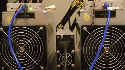 Upgraded Brand New ~20 GH/s Bitmain D3 Antminer Dash Mining ASIC x11 Multi Coin