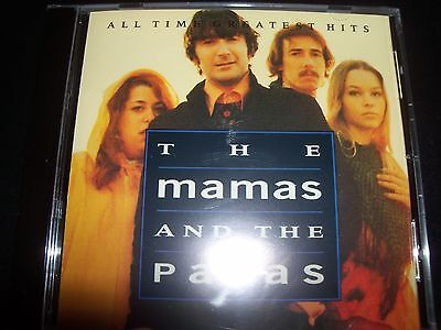 The Mamas And The Papas All Time Greatest Hits Very Best Of (Australia) CD – New