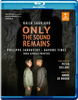 Only the Sound Remains [New Blu-ray]