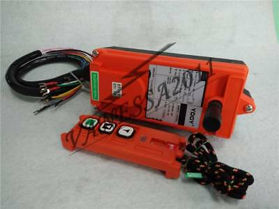 F21-2S Wireless Hoist Crane remote control 1 Transmitter+1 Receiver DC24V