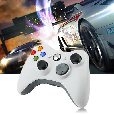 USB Wired Joypad Gamepad Controller For Microsoft Xbox&Slim 360 PC Windows 7 UBI