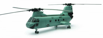 """NewRay 25813 """"Boeing CH-64 Sea Knight Navy"""" Model Military Helicopter"""