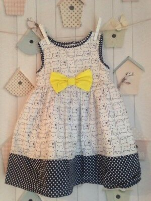 Girl's Dress Age 12-18 Months