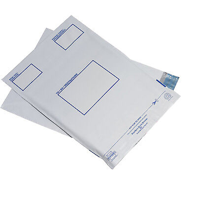 Postsafe Polythene Envelopes 335x430 mm (13.19''x16.93'') 5 Pack