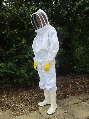 **CLEARANCE SALE OF OLD STOCK**  Bee Suit Fencing Veil Style. All Sizes