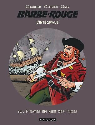Barbe Rouge  ** Intégrale 10 Nouvelle Edition **  Eo Neuf Charlier/Ollivier/Gaty