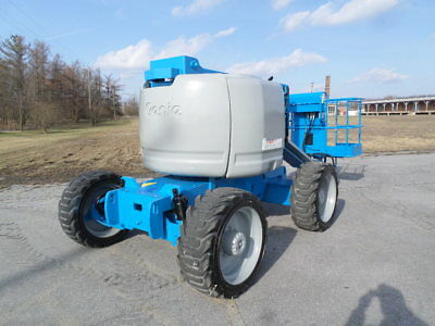 2007 Genie Z45/25 Articulating Boom Lift Manlift Z-Boom Aerial Knuckle Boomlift