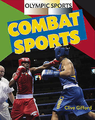 Gifford, Clive, Combat Sports (Olympic Sports), Very Good Book
