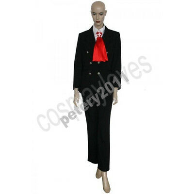 Hellsing Sir Integra Cosplay Costume for Women  Custom Made