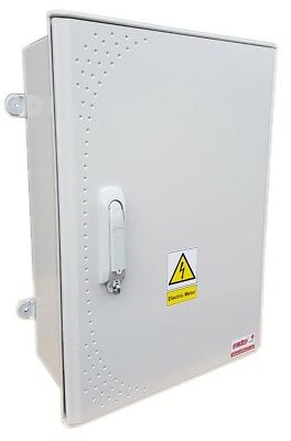 Electric Meter Box - Super Strong Meter Box - W 461 x H 646 x D 220