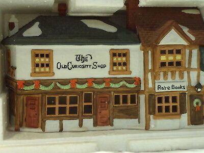 "Dept 56 Heritage Village Collection Dickens's Vi""the Old Curiosity Shop"" #5905-6"
