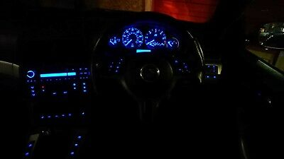 BMW E46 SMD LED Full dash conversion kit