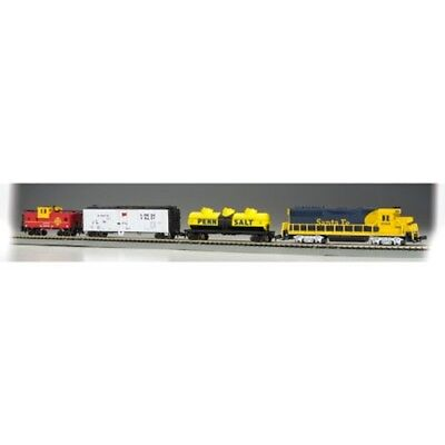 Bachmann BAC24013 N-Scale Thunder Valley Train Set: Santa Fe