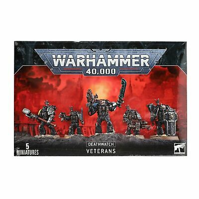 Deathwatch Kill Team - Warhammer 40k - Sealed in Box - Free Shipping