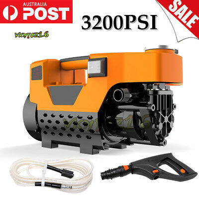 3200 PSI/210 Bar Electric High Pressure Washer Cold Water Patio Cleaner New