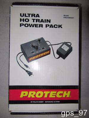 HO / G - Protech #PROOM0001 Ultra Power Pack 2 Amp/3 VA w/ AC/DC Terminals - NIB