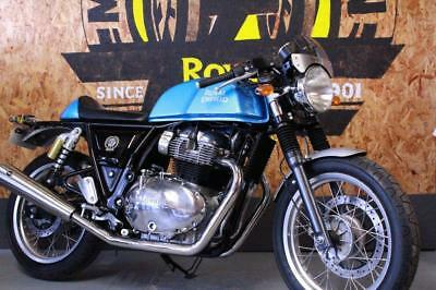 2018 Royal Enfield Continental Gt 650 Twin Abs £100 Secures Early Delivery