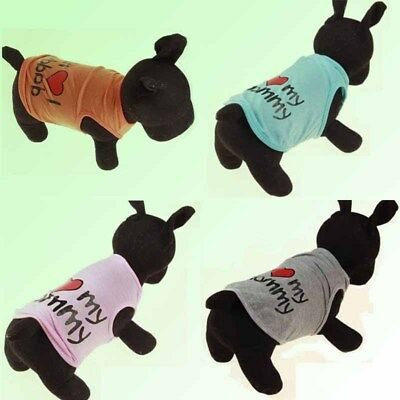 Dog Clothes Winter Warm Hoodie Coat Sweater   Dogs Vest Soft Large Clothing Pet